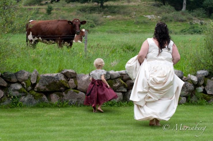 Låt naturen få rum på bröllopsdagen